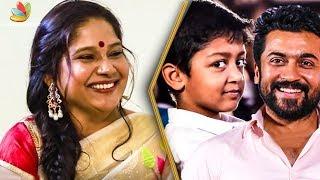 Suriya's Son Got Scared and Ran Away From Me :  Mounika Interview | Karthi, Dev | Rekla Race