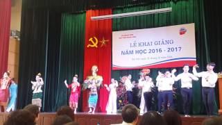 ຟ້ອນ ຊາວນາມ່ວນຊື່ນ ( CLB Văn Hoá Lào DAV )