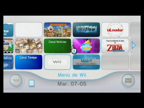 Piratear Wii | Actualización del Canal Tienda en Wii Pirateada/Hackeada sin perder nada. [Español]