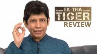Ek Tha Tiger - The zoOm Review Show - Ek Tha Tiger online movie review