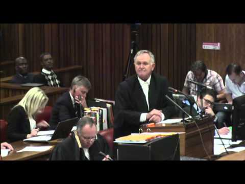Judge Warns Media During Pistorius Trial