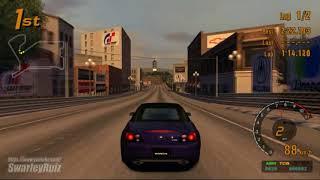 Gran Turismo 3 A-Spec PS2 | Seattle Circuit | Honda S2000 Type V '00