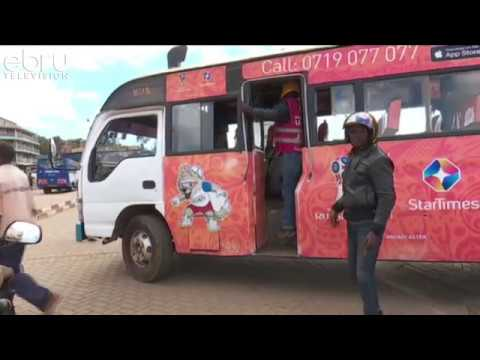 What it Actually Means To Be A Kenyan Matatu Driver & Conductor