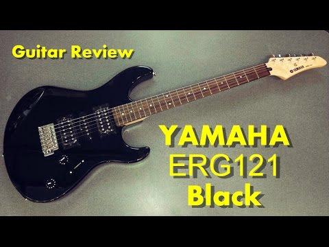 YAMAHA ERG121 Black - Review Guitar 245$
