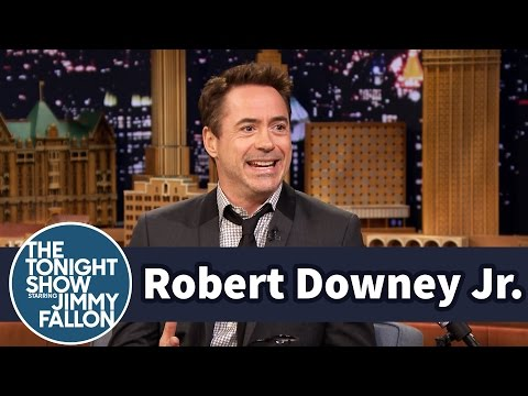 Robert Downey Jr. Produced The Judge with His Wife