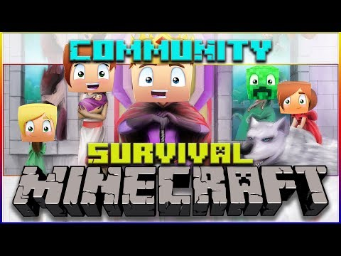 Minecraft PC: FinnFam Community Survival #1