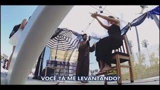Pegadinha Levitando Pessoas em Público, LEVITATING PEOPLE PRANK (Tradução Português)