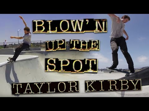 Blowing Up The Spot- Taylor Kirby rips Prince Park!