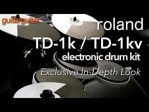 Roland TD-1 Drum Kit - Exclusive In-Depth Walkthrough