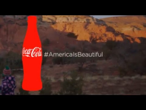Why This Coca-cola Super Bowl Ad Earned A #boycottcoke video