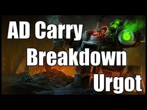 Replay Analysis - Urgot 1