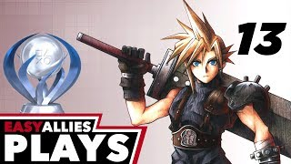 Brad Plays Final Fantasy VII - Road to the Platinum (Pt. 13)