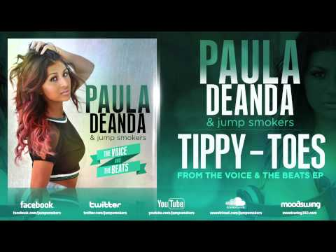 Paula Deanda Feat. Jump Smokers tippy-toes video