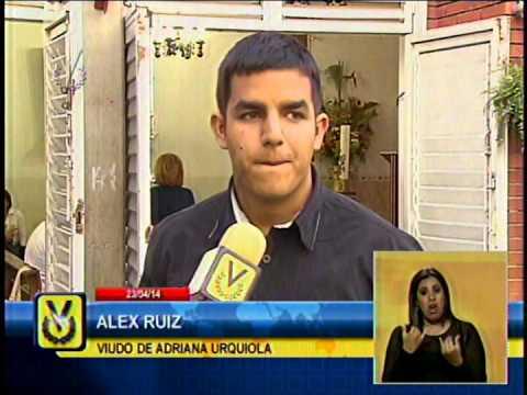 Comunidad sordo muda de Venezuela asiste a misa en homenaje a Adriana Urquiola