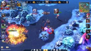 Heroes of Order and Chaos - Fun Mode (Kagax/Reborn Tyrant)
