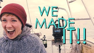 We Complete Our Sail Around Vancouver Island!! - Walde Sailing ep.64 (Vancouver Island)