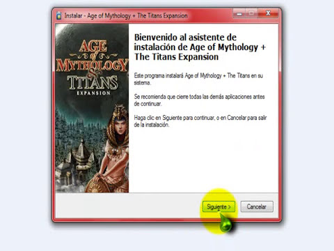 Como descargar age of mythology full en español mas expancion