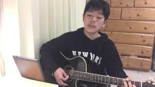 【高校生】粉雪/レミオロメン 弾き語り cover