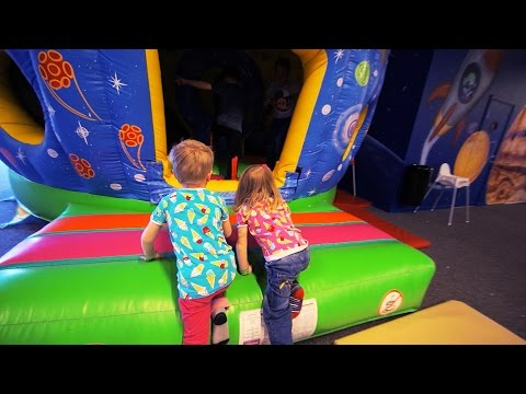 Indoor Playground Family Fun for Kids at Andy's Lekland