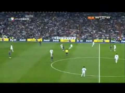 Real Madrid - Barcelona 0 - 2 10/04/2010 Full Highlights & All Goals Video