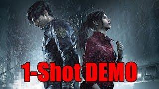 [1-Shot Demo] ครึ่งชั่วโมงแห่งความตาย - RESIDENT EVIL 2