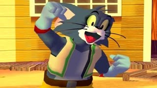 Tom and Jerry Movie Game for Kids - Tom and Jerry War of the Whiskers - Tom vs Jerry - Cartoon Games