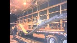 A.O. Smith/Tower Automotive Heavy Truck Processing Side-rails Milwaukee Works