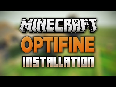 How to Install Optifine in Minecraft 1.8.1 (Simple)