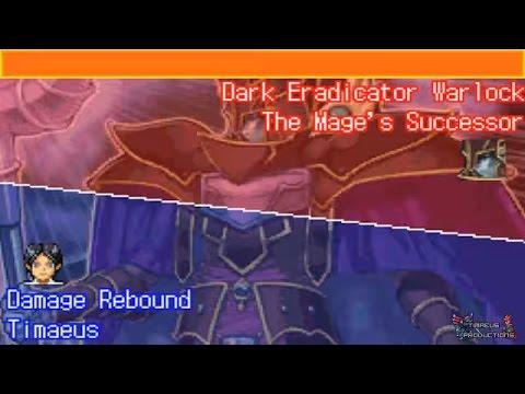 Yugioh dark eradicator warlock
