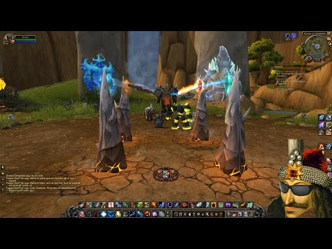 WoW WoD 6.2 Gameplay Part 10 - Legendary Ring Acquired