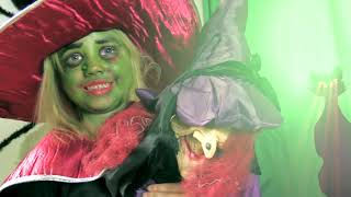 Halloween Songs Haunted House - Halloween songs for youngsters - Little Blue Globe   #Halloween 183