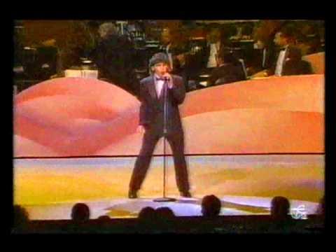"""Daniel Recalde: """"Tu amor es mi adicción"""" (Estados Unidos, Festival de la OTI 1990)"""