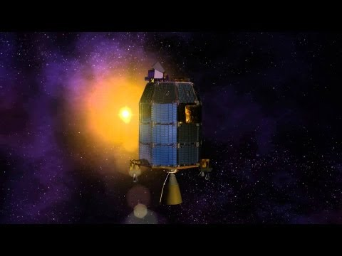NASA's Lunar Atmosphere & Dust Environment Explorer (LADEE) Robotic Lunar Mission