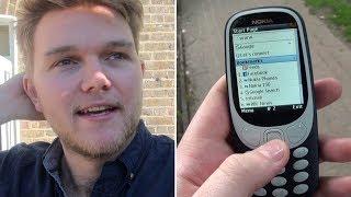 Nokia 3310 (2017) review: A week with Nokia nostalgia