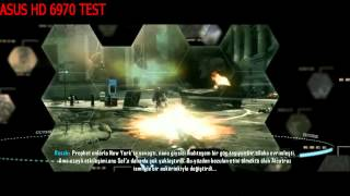 Crysis3 TR FRAGMAN ASUS 6970 HD TEST