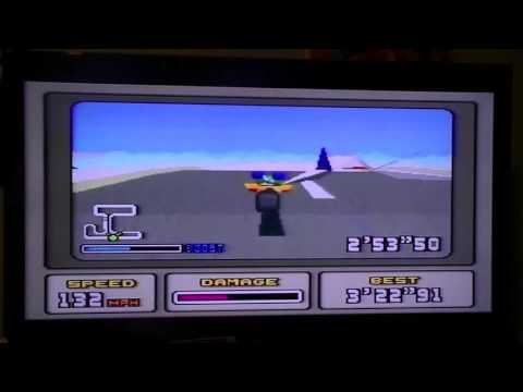 Stunt Race FX Super Nintendo Let's Play Master Courses and junk