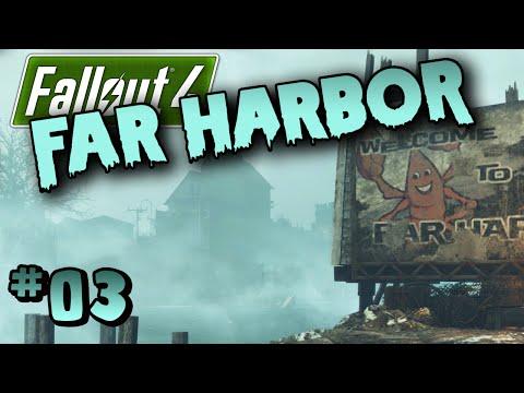 Fallout 4 Far Harbor #3 - DiMA