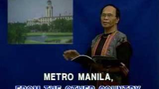 videoke - (opm) philippine geography