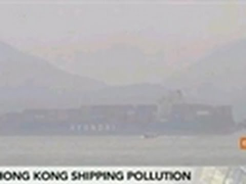 Ship Smog Seen as Next Target to Clear Hong Kong Skies