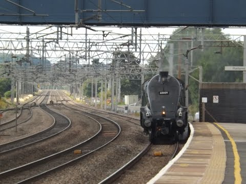 60009 Union of South Africa 5V42 Crewe H.S-Southall WCRC Monday 10th August 2015