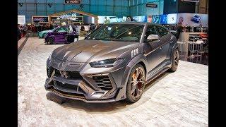 The Best Of Geneva Motor Show 2019 & Music Bugatti La Voiture Noire, Koenigsegg Jesko, Aventador SVJ