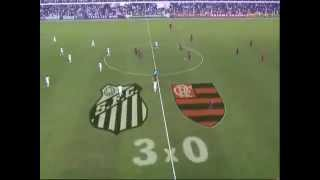 Neymar The Best Goal  [ Santos - Flamengo ]