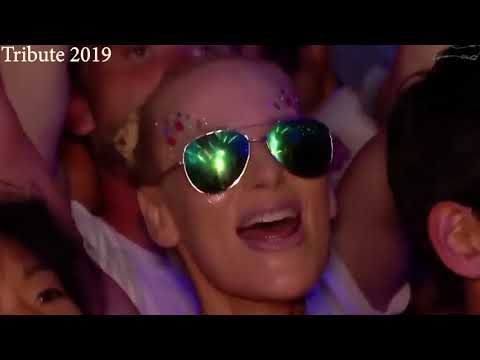 avicii tribute in tomorrowland