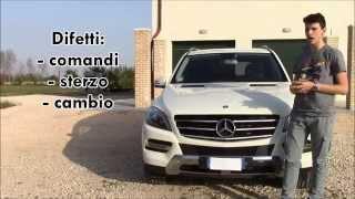 2013 Mercedes Benz ML250 BlueTEC CDI review