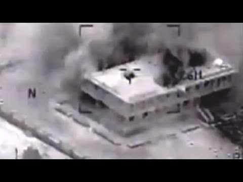 United States Destroys ISIS Targets Throughout Syria