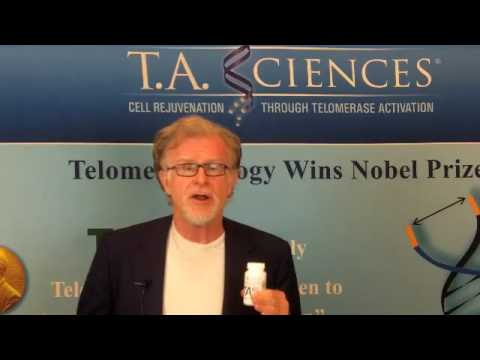 Telomere Measurement Telomeres Aging Telomerase Activation Call 1-212-588-8805 Supplement