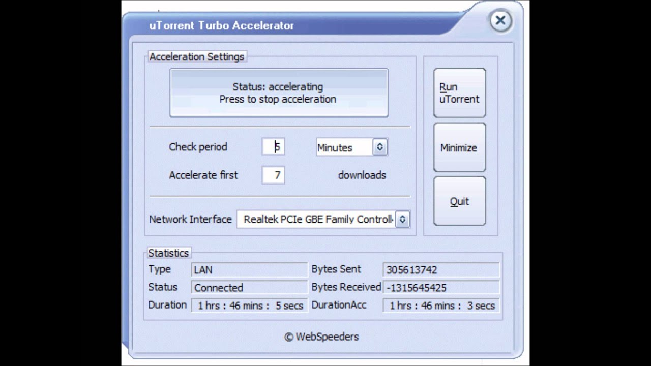 free software with serial  uTorrent Turbo Accelerator 2 ...