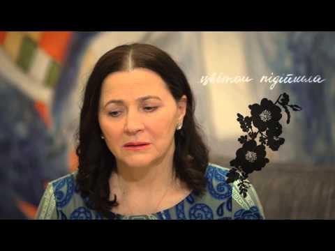 Ніна Матвієнко читає вірш Миколи Вінграновського