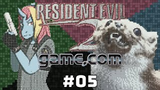 THE WORST: Resident Evil 2 for Game.com Part 5 — KILL ZOMBIES, TOO — Yahweasel and IndieTimmie