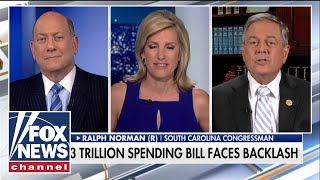 Rep. Ralph Norman: Spending bill is unacceptable